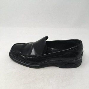 COLE HAAN NIKE AIR BLACK LOAFERS 8